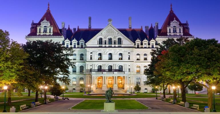 New York State Capital 2019