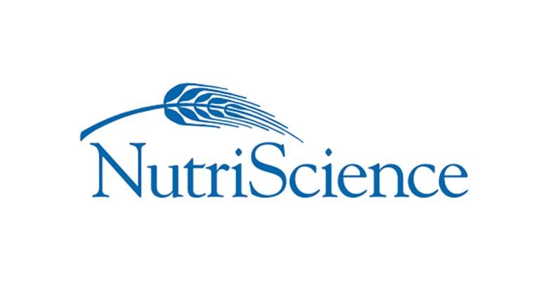 NutriScience Logo, Blue, Wheat