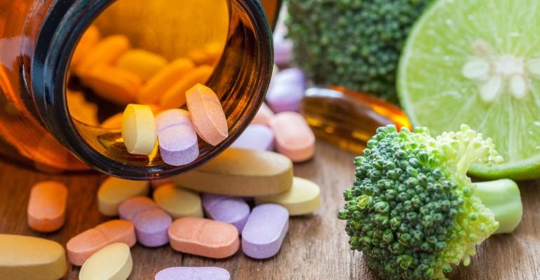 Pills and Broccoli