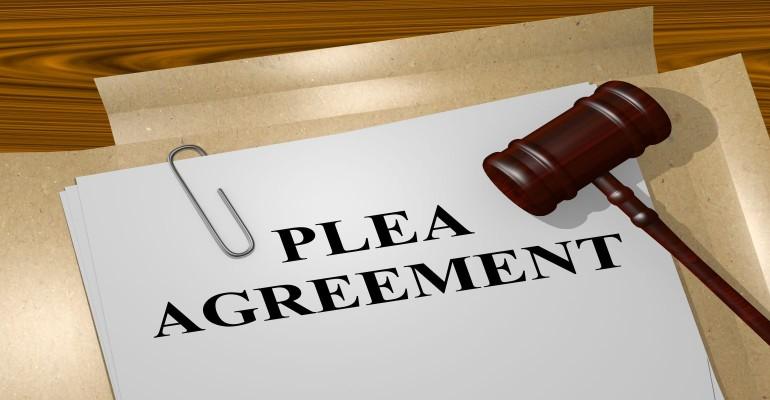plea agreement 2019