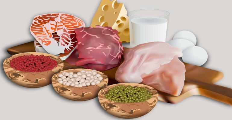 Types of Protein