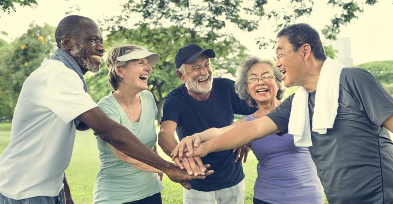 Senior Group Wellness