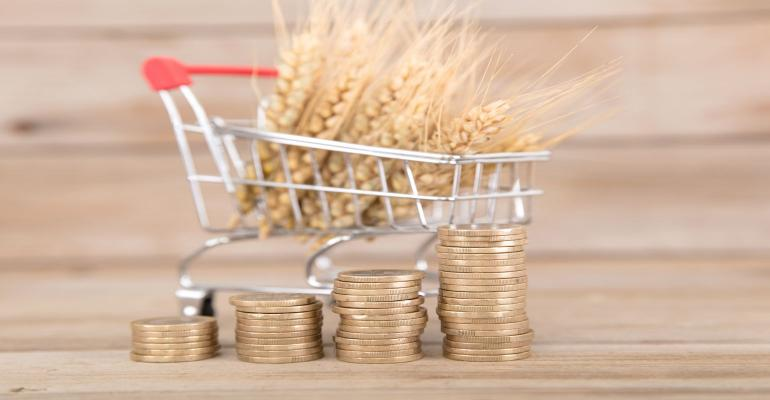 Food commodity prices