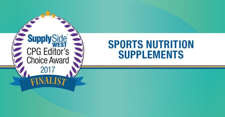Sports Nutrition Supplement Finalists