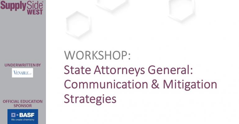 State AG Communication and Mitigation Strategies