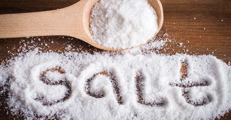 Salt, Sodium Reduction
