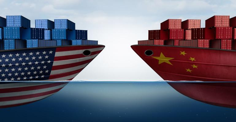US and China Engaged in Trade War