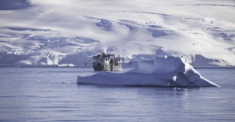 Aker krill oil vessel