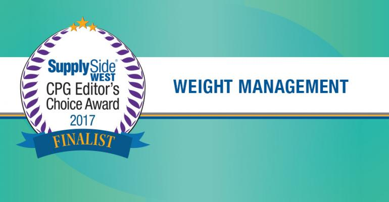 Weight Management Finalists