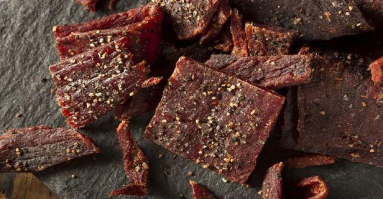 Protein Positioning Boosts Meat Snacks Sector