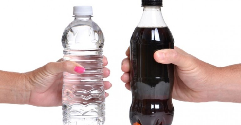 Bottled Water to Overtake Soda as No. 1 Drink by 2016