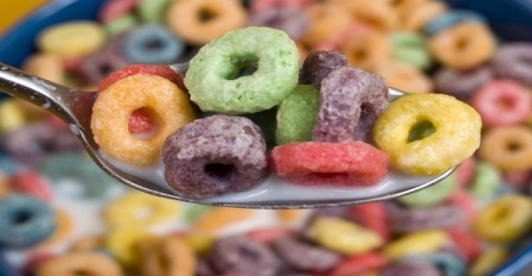 Kellogg's Latest to Nix Artificial Colors from Cereals, Snack Bars