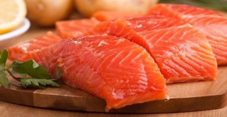 High Fish Intake During Pregnancy Boosts Kids' Cognition