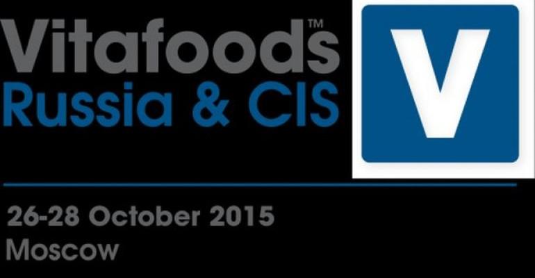 Vitafoods Russina & CIS