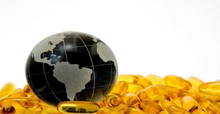 omega-3 global market