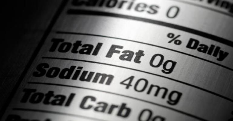 The Reality of Reducing Sodium