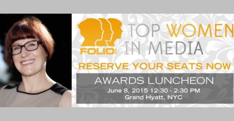 Informa's Heather Granato Named a Top Woman in Media