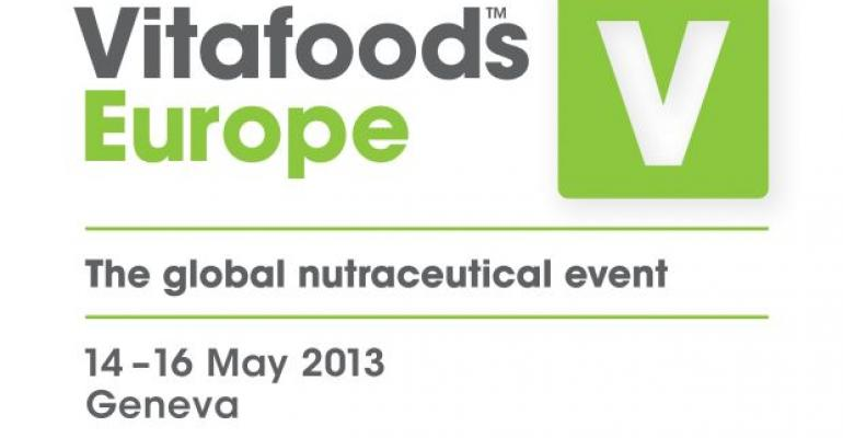 Vitafoods Europe 2015 Biggest Show in its History