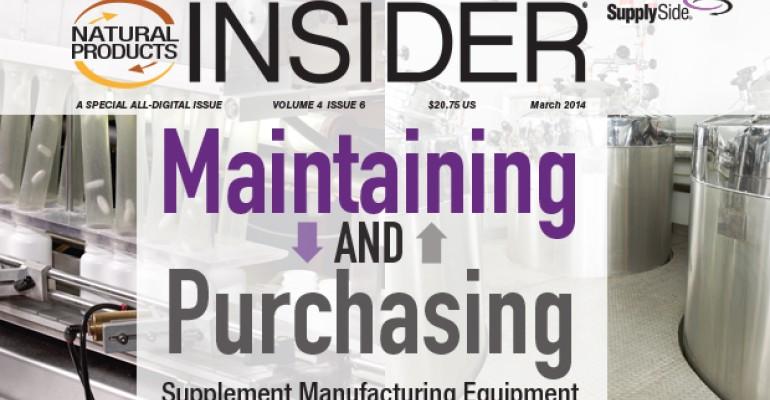Manufacturing Equipment: Caveat Emptor