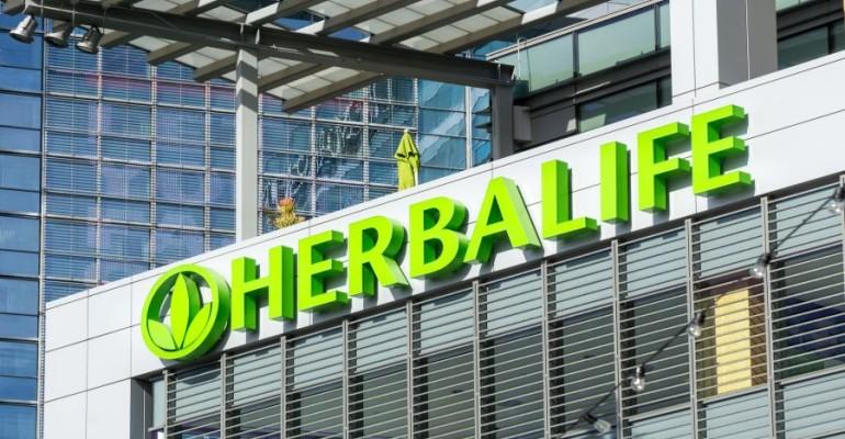 Herbalife Held Talks to Go Private