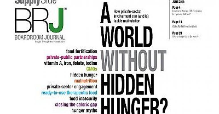 Image Gallery: The 'Graphic Elements' of A World Without Hidden Hunger