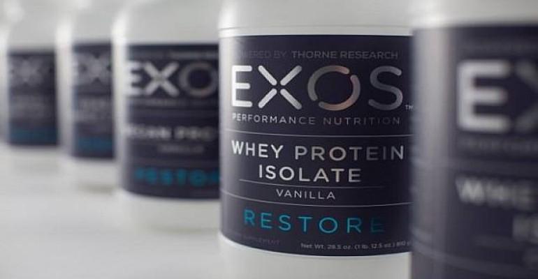 EXOS Performance Nutrition