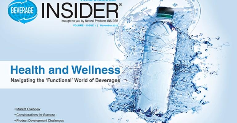 Beverage INSIDER Magazine: Health and Wellness