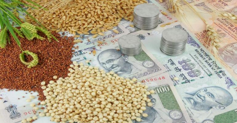 Food Commodity Prices Up 8.2% in 2017