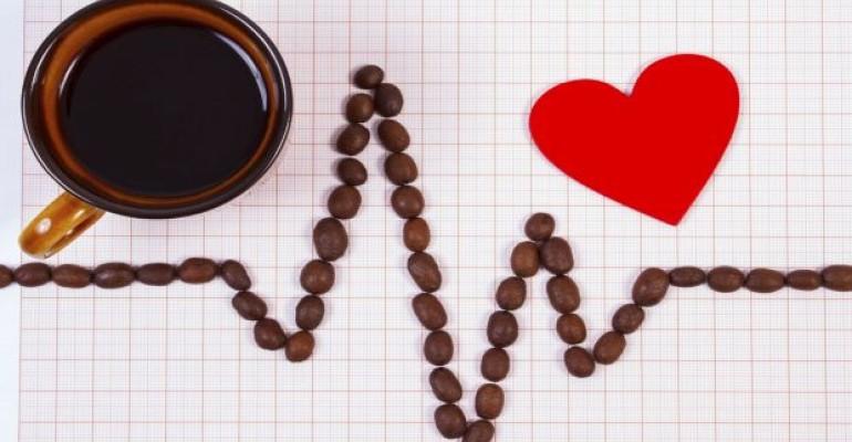 Regular Intake of Caffeine Doesn't Cause Extra Heartbeats