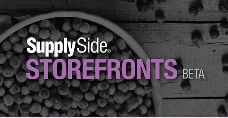 Informa's SupplySide Debuts Beta Launch of SupplySide Storefronts