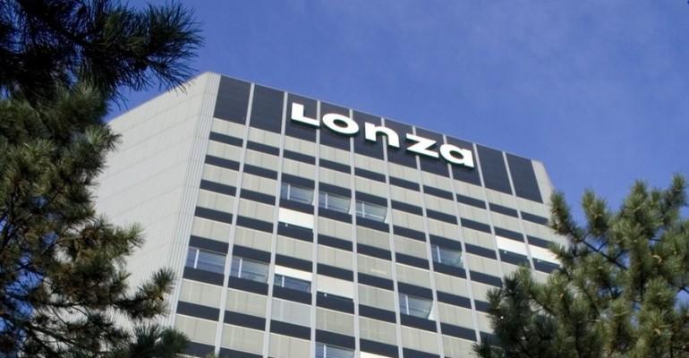 Lonza HQ in basel, Switzerland; credit: Lonza