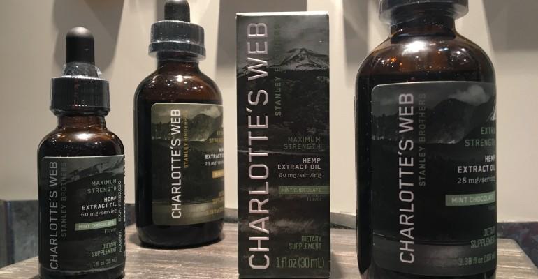 Charlotte's Webb CBD oil