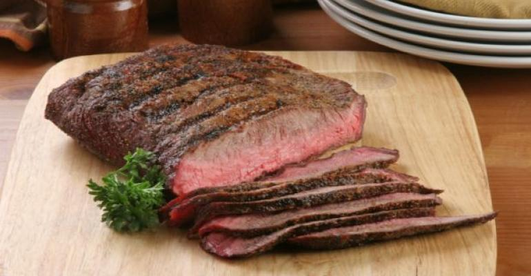 Boosting Beef's Nutritional Value with Omega-3s