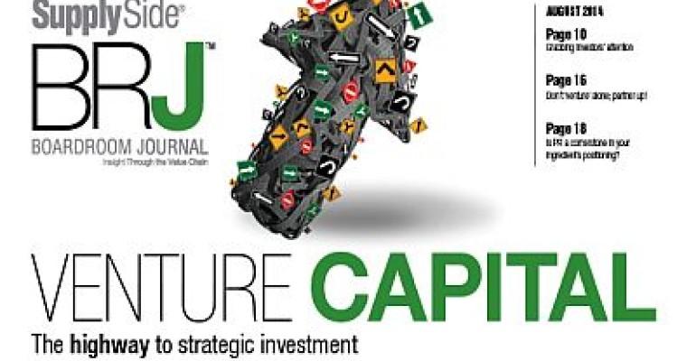 BRJ Venture Capital Infographics