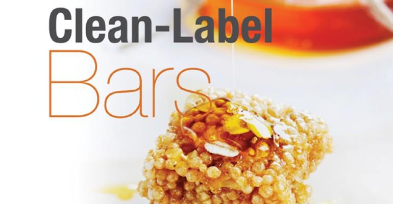 Clean-Label Bars