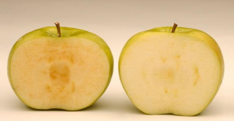 Nonbrowning Artic Apples & Their Applications