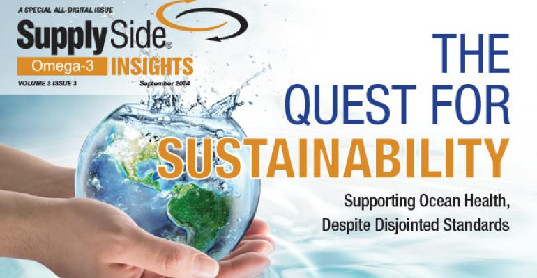 Omega-3 Insights Magazine: The Quest for Sustainability
