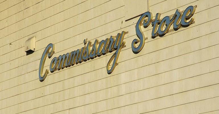 Military Commissary Store