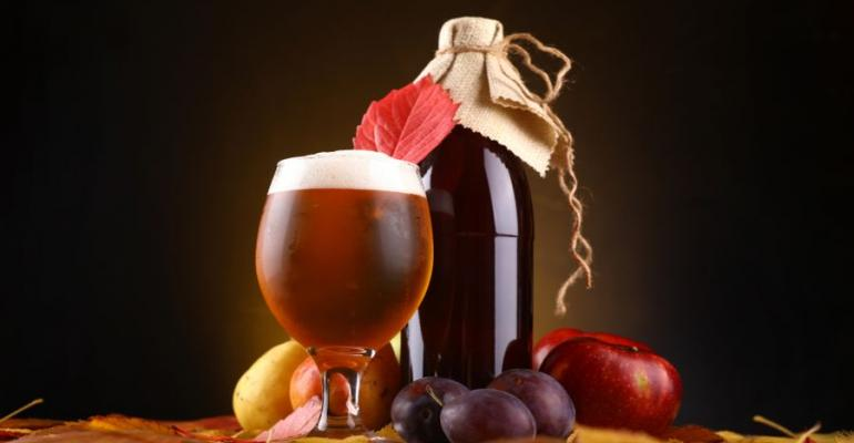 Innovation Driving Growth in Flavored Beer Market