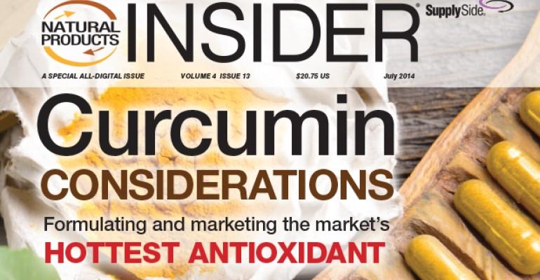Curcumin Considerations