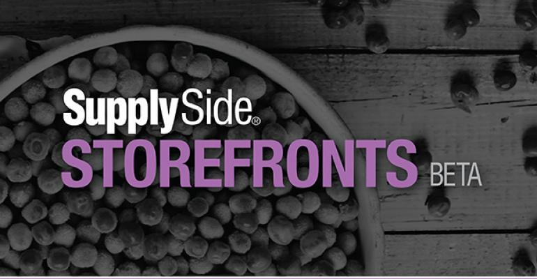 Informa's SupplySide Announces Beta Launch of SupplySide Storefronts