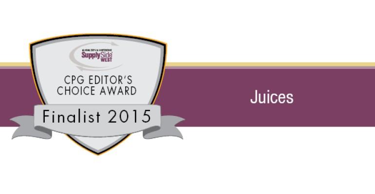 2015 ECA Finalists: Juice