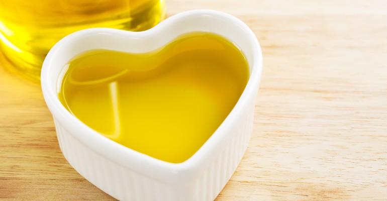 heart olive oil