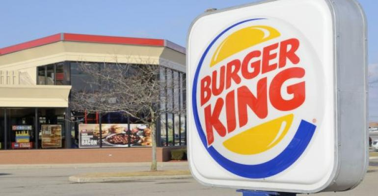 Burger King Nixes Soda from Kids' Meals