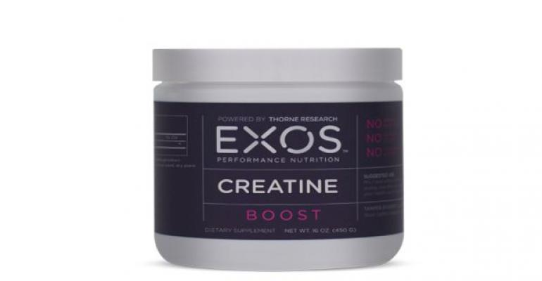 EXOS Completes Line of Sports Supplements Certified for Sport