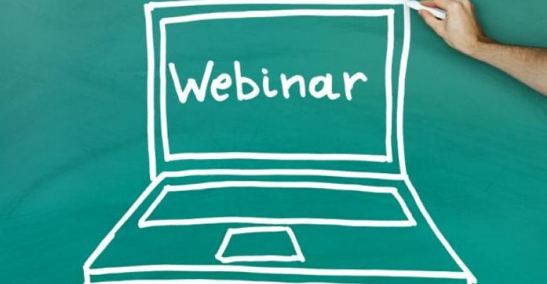 CRN to bring popular webinars to natural products industry