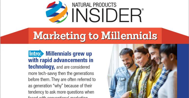Marketing Millennials Feature