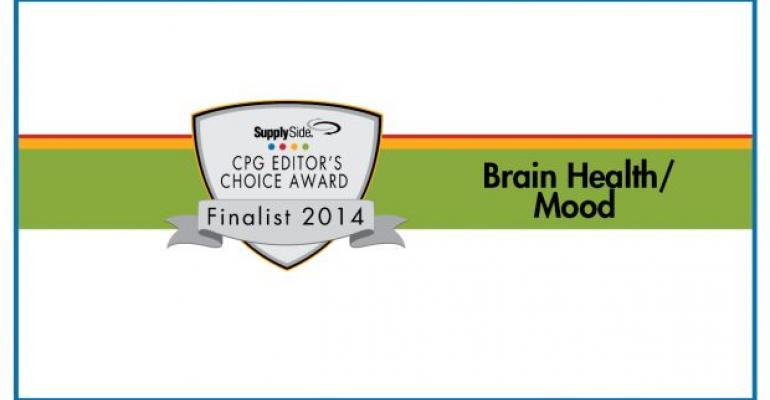 Finalists 2014 SupplySide Editors Choice Award