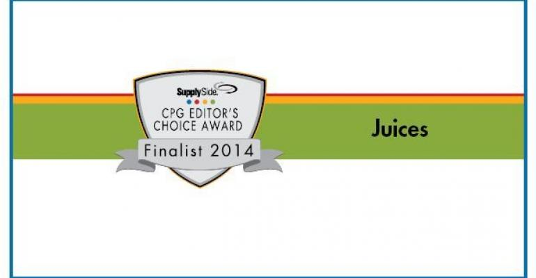 2014 ECA Finalists Juice