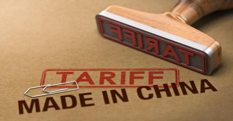 Tariffs on Chinese Imports